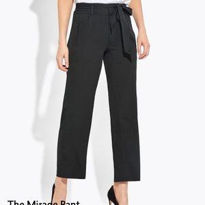 AYR The Mirage pants black silk loose Wide leg